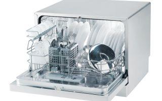 Компактные посудомоечные машины – рейтинг