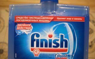 Отзывы о геле для посудомоечной машины finish, обзор