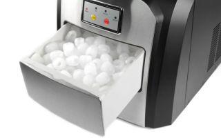 Льдогенератор: как выбрать модель, бренд, размер и функции