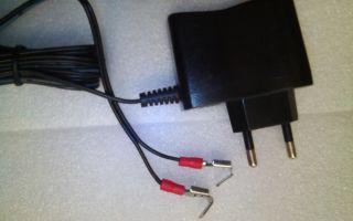 Блок питания для газовой колонки вместо батареек — как поставить