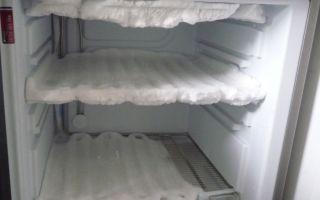 Не работает холодильник после разморозки, что делать?
