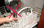 Что нельзя мыть в посудомоечной машине, только руками