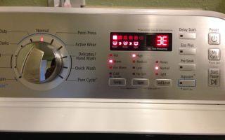 Ошибки посудомоечных машин aeg: как исправить