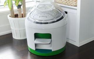 Ручная стиральная машина: в чем преимущества