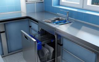 Как выбрать посудомоечную машину под раковину — установка