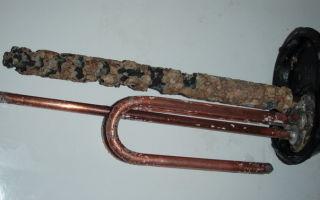 Магниевый анод в водонагревателе: для чего нужен, как заменить