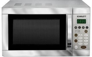 Микроволновки скарлет: как выбрать, модели, отзывы