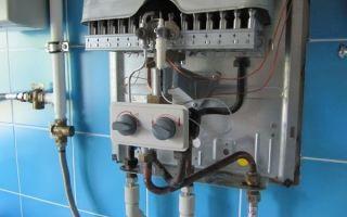 Газовая колонка мора: ремонт своими руками